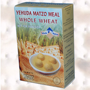 Yehuda Whole Wheat Matzo Meal 400 gr.